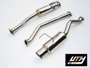 INVIDIA N1 SS Tip Catback Exhaust RSX Type S 02-06 K20 for Sale in El Monte, CA