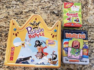 Kids Educational Games - 1st or 2nd grade level for Sale in Portland, OR