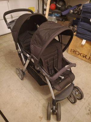 Chicco double stroller for Sale in Williamsburg, VA