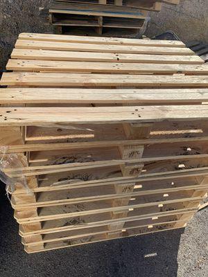 "47"" x 39"" Wooden Pallets. 10-13 left for Sale in Las Vegas, NV"
