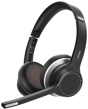 Mpow hc5 bluetooth headwear v5.0 wireless headphones with dual microphone for Sale in Garland, TX