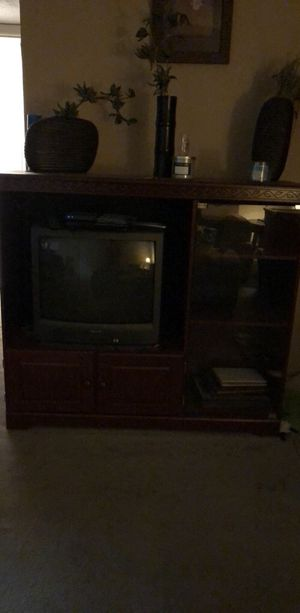 Antique TV Stand for Sale in Houston, TX