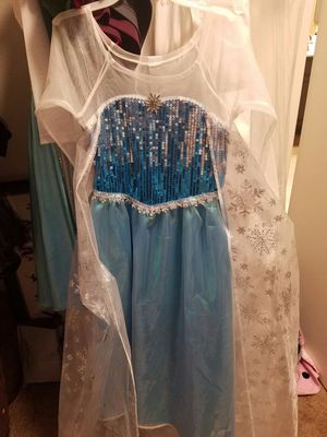 Disney Frozen Elsa dress for Sale in Nuevo, CA