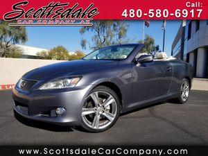 2012 Lexus IS 250C for Sale in Scottsdale, AZ
