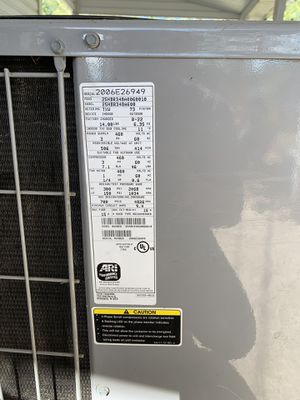 Carrier Air condition unit for Sale in Severn, MD