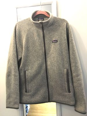 Patagonia Better Sweater - Gray, Medium for Sale in Seattle, WA