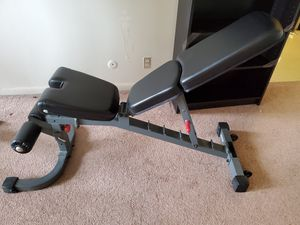 Adjustable FID Weight Bench for Sale in Pittsburgh, PA