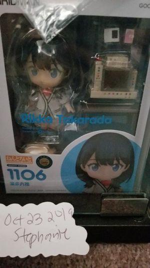 Nendoroid Rikka w Box Unopened for Sale in Torrance, CA