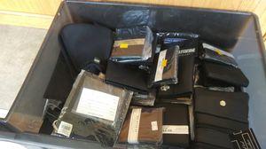 Bi-fold wallets, small pouch purses,whole bin $20 for Sale in Detroit, MI