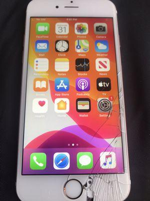 iphone 6s att cricket 16gb for Sale in El Cajon, CA