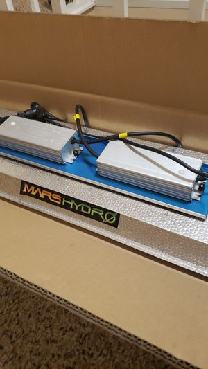 Marshydro,TS2000 1000 dial pcs. LED commercial grow light unit unit for Sale in Jasper, IN
