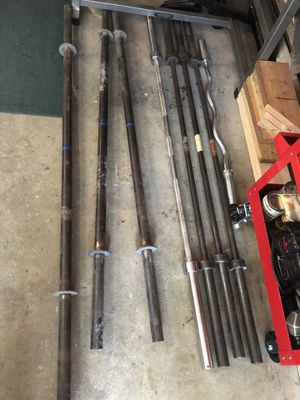 """2"""" Olympic Bars for Sale in Shelton, CT"""