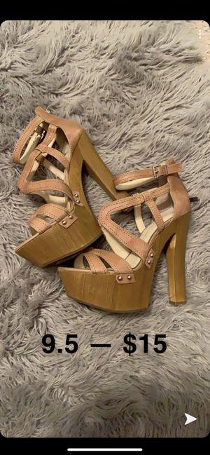 Jessica Simpson heels for Sale in Wichita, KS