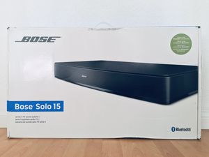 Bose Solo 15 Series II TV Sound System for Sale in Las Vegas, NV