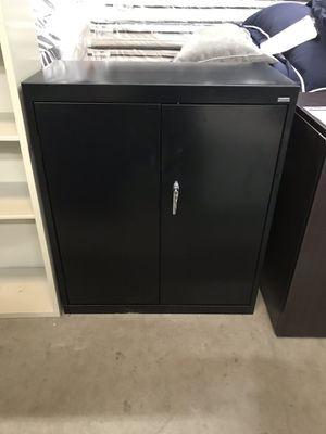 Metal storage cabinet for Sale in Lexington, SC