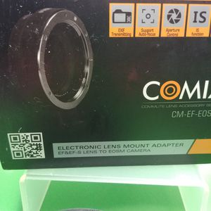 COMMLITE LENS ADAPTER(S)-2 for Sale in Cleveland, OH