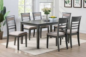 7 pcs Dinning set 2557 for Sale in Lakewood, CA