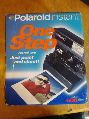 Polaroid one step 600 for Sale in Lancaster, OH