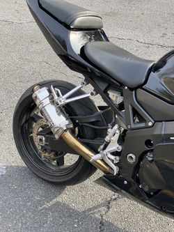 GSXR 600 Like New Winter Sale Only for Sale in Washington,  DC
