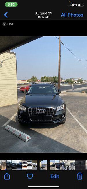 2013 Audi Q5 premier plus awd for Sale in Visalia, CA