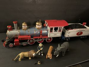 Vintage Bachmann Circus Steam Locomotive for Sale in South Houston, TX