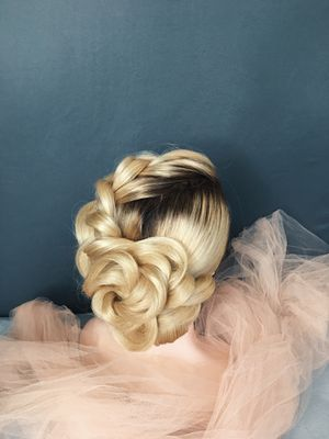 Wedding hair/ Russian hair extensions for Sale in Lake Forest, CA