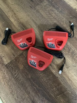 Milwaukee M12 Charger for Sale in Occoquan Historic District, VA