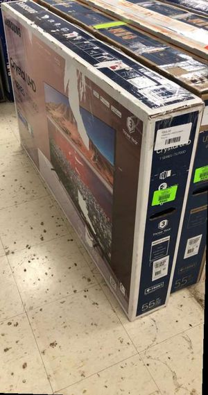 Samsung smart tv 55 inch A5J for Sale in Houston, TX
