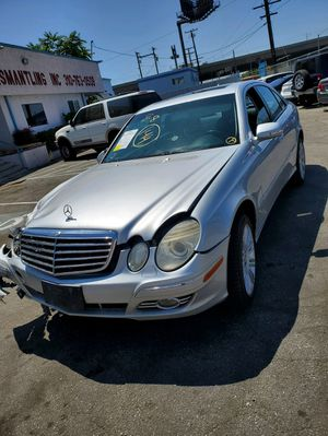 Parts for 2008 mercedes e550 parting out parts only for Sale in Downey, CA