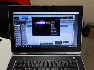 Avid pro tools 12 HD For Pc for Sale in Bakersfield, CA