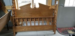 Queen bed frame for Sale in Dent, MN