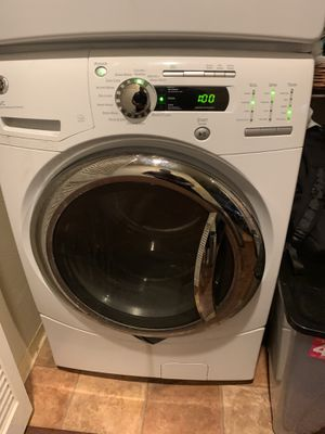 GE washer n dryer stackable for Sale in Kapolei, HI