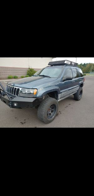 2000 Jeep Grand Cherokee Lifted -LOW MILES (ORIGINAL) for Sale in Yelm, WA