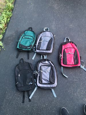 New Trailmaker backpacks, never been used. for Sale in Bedford, MA