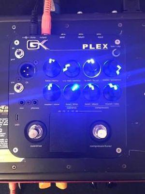 Gallien Kruger Plex Bass preamp for Sale in Dallas, TX