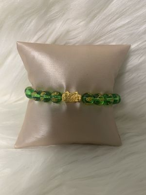 Gold Pixiu Bracelet for Sale in Newark, CA