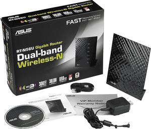 Asus Rt n56u dual band router for Sale in Monroe Township, NJ