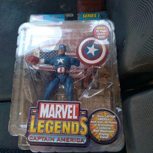 Captain America Series 1 for Sale in Oceanside, CA