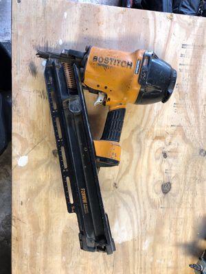Bostitch Nailgun F28WW for Sale in Houston, TX