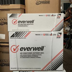 Everwell Mini Split AC System 12,000 BTU for Sale in Fort Lauderdale, FL