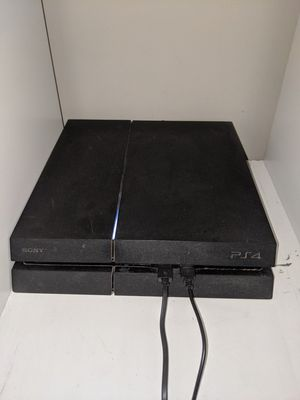 PS4 and 2 controllers for Sale in Fort Lauderdale, FL