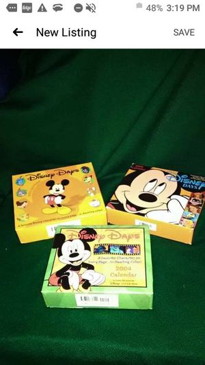 Disney Days Calendars for Sale in West Frankfort, IL