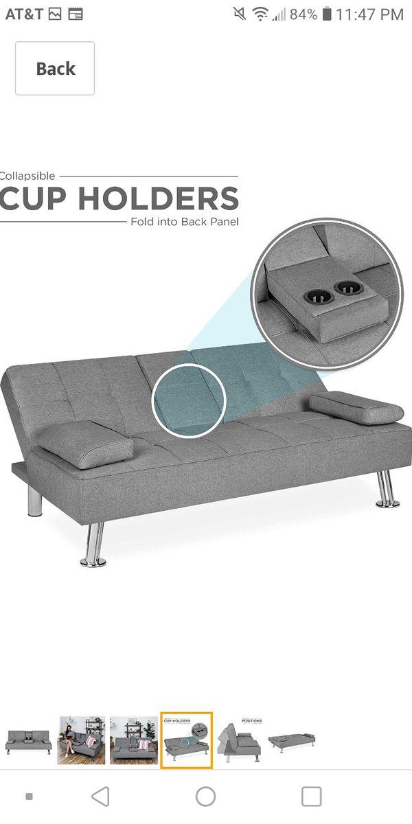 Futon sofa bed...BRAND NEW