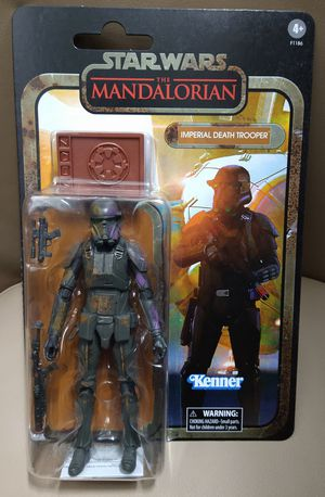 New Star Wars Deathtroooper Credit Collection Exclusive Black Series 6 Inch Action Figure (The Mandalorian) for Sale in ROWLAND HGHTS, CA