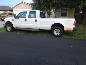 2009 Ford F-250 for Sale in Kissimmee, FL