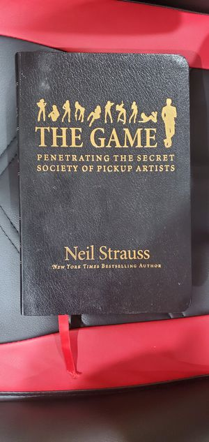 The Game (Book) Pickup Artist for Sale in Scottsdale, AZ