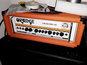 Orange CR 120 with cabinet for Sale in Federal Way, WA