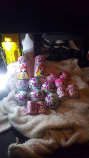 LOL Doll Bundle!! for Sale in Tacoma, WA