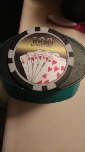 100% authentic poker chip for Sale in Turlock, CA
