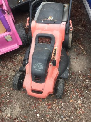 Lawn mower electric works fine for Sale in San Diego, CA